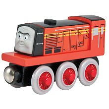 - Thomas the Tank Engine & Friends Wooden Railway - Norman