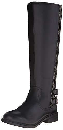 Report Women's Haris Engineer Boot, Black, 6.5 M US