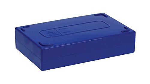 Pack of 72 Blue Heathrow Scientific HS15989A 25 Place Cork Slide Box