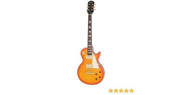 Epiphone Les Paul Ultra III FC – Guitarra eléctrica: Amazon.es ...