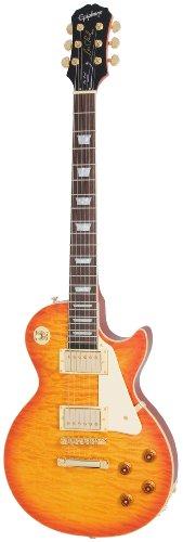 Epiphone Les Paul Ultra-II Electric Guitar, Faded Cherry Sunburst ()