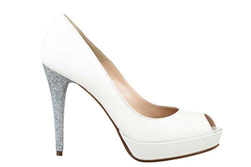 Hohe Pumps Decollete aus Leder Damen RIPA shoes - 55-5161
