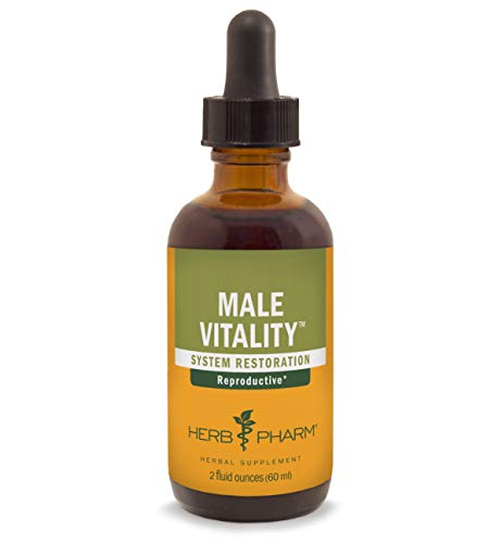 Herb Pharm Male Vitality Liquid Herbal Formula - 2 Ounce