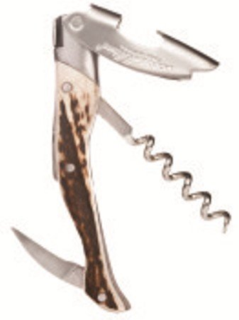 Laguoile Millesime Genuine Stags Horn corkscrew
