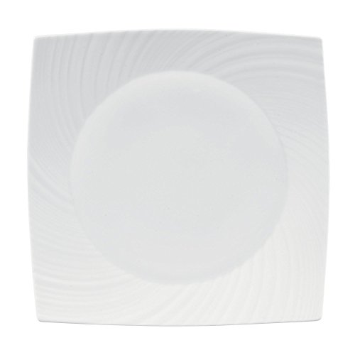 Wedgwood Ethereal Square Plate, 9