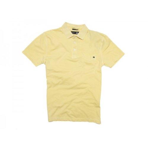Quiksilver - Polo - para Hombre Amarillo Medium: Amazon.es: Ropa y ...