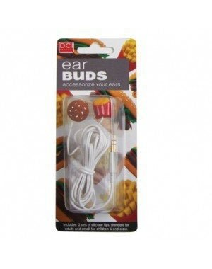 Hamburger And Fries Earbuds