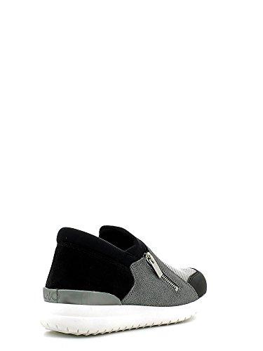 Liu Jo Shoes S66035 Slip On Mujer negro / azul claro