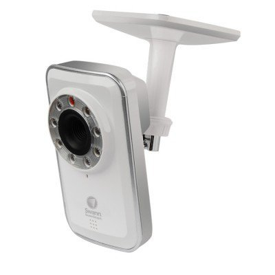 SwannSmart ADS-450 Wi-Fi Network Camera with Secure Cloud Storage - White