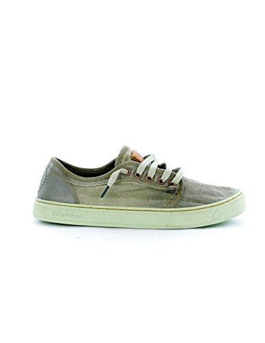 SATORISAN P16 HEISEI scarpa in tela Verde