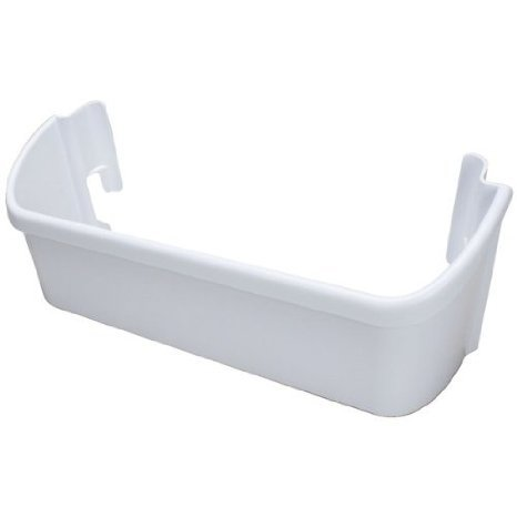 240323001 White Bin Compatible With Electrolux/Frigidaire Refrigerator Fresh food side only by Edgewater Parts