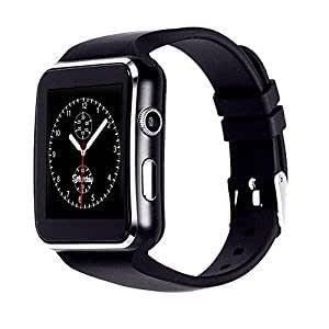 pcjob Smart Watch Smartwatch X6 Bluetooth Reloj móvil gsm SIM para ...