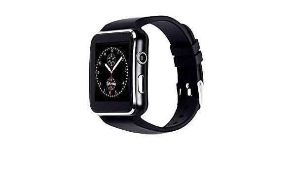 pcjob Smart Watch Smartwatch X6 Bluetooth Reloj móvil gsm ...