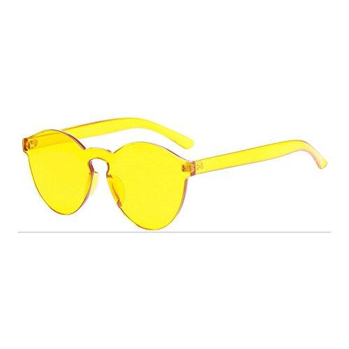 Nuevas ANLW De Las Sol Color Límites Gafas Gafas Marca C4 Sol del Boundless Las C3 Fábrica Caramelo De De Las Visten De De del Sin De La Gafas rA5nAwq