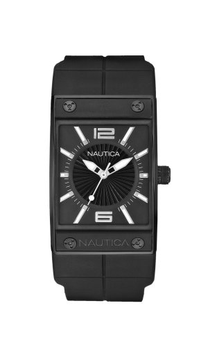 Nautica Women's N17527L NMC100 Black Watch