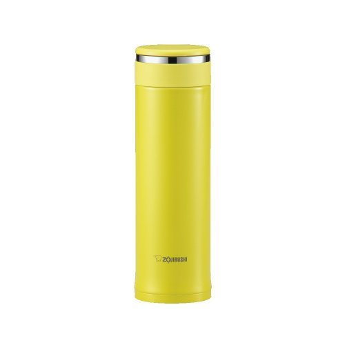 [Amazon.co.jp Limited yellow ZOJIRUSHI stainless mug 480ml SM-JB48AZ-YA