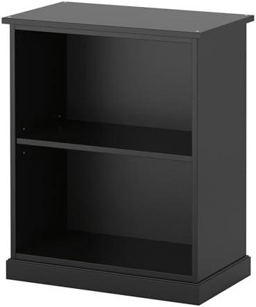 Ikea Klimpen Pied De Table Avec Rangement Noir 58x70 Cm
