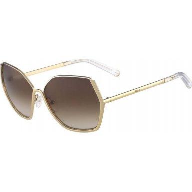 Chloe CE115S-748 Gold Silver CE115S - Chloe Mens Sunglasses