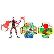 Spider-Man The Animated Series 3 3/4 Monster Claw Carnage Action Figure, Baby & Kids Zone