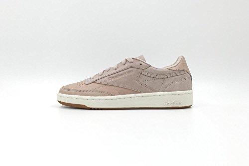 Rosa Reebok Sneaker CLUB C 85
