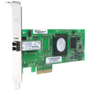 EMC HBAS QLOGIC QLE2460-E-SP 1CH 4GB LC PCIE LP/STD FC HBA WIN LINUX NETWARE SOLARIS MAC by QLogic