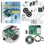 Development Boards & Kits - PIC / DSPIC BOE-BOT ROBOT KIT USB VERSION