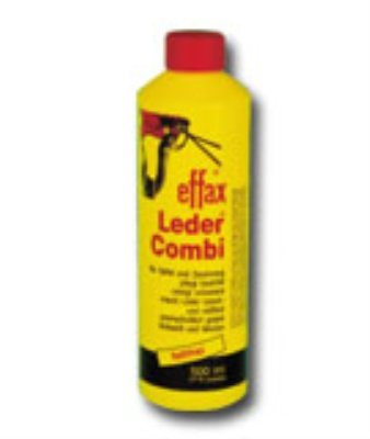 German Equestrian Manuf. Effax Leder Combi Leather Cleaner, 500 mL