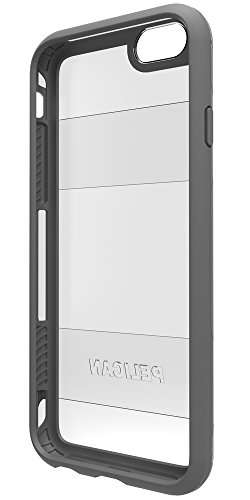 Pelican Adventurer Case for Apple iPhone 6 Plus/6s Plus - Retail Packaging - Clear/Grey Photo #3