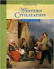 Western Civilization 6th (sixth) edition Text Only