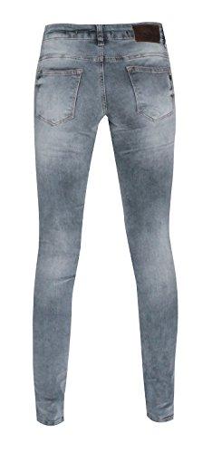 W497 Unique Zhrill Blue Jeans Femme Taille Tq8wA7p