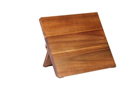 - Mercer Culinary Magnetic Board, 9-1/2 x 8-5/8 x 3/4 Inch, Acacia