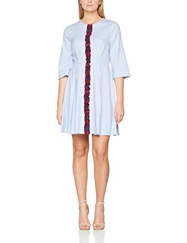 Blu Blue shirt Donna Casual Abbigliamento Hilfiger Tommy vxnTIPqw