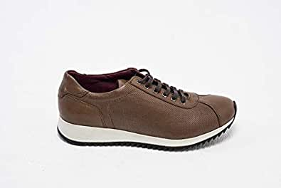 Konfidenz leather sneakers for men