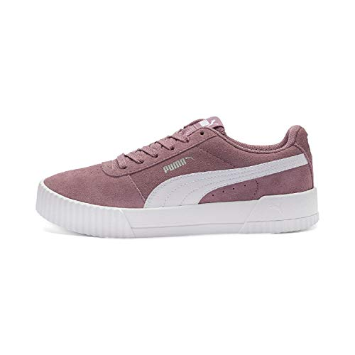 Silver Blue Low da puma Sneakers Carina elderberry Puma puma donna White qAHvvw