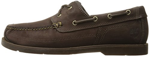 Pictures of Timberland Men's Piper Cove Fg Boat TB0A1G8CD47 Chocolate Chamois 5