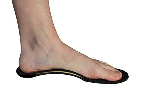 FootChair Orthotics with Pads for Adjustable Arch Height. Relieve Plantar Fasciitis and Other Foot Pain (Women's 7-8.5 / Men's 5-6.5) by The Foot Chair (Image #2)