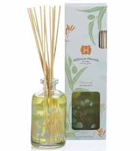 Hillhouse Naturals Reed Diffuser 6 Oz. - Olive Leaf by Hillhouse Naturals Farm