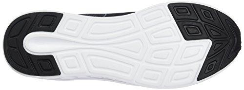 Puma Comet, Zapatillas de Deporte para Exterior para Hombre Negro (Black-silver)