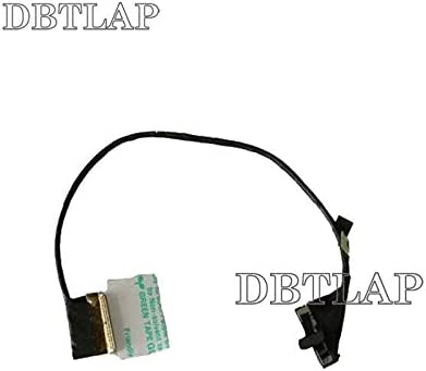 DBTLAP Compatible for Lenovo ThinkPad T540p T540 W540 LCD Video Display Cable FRU P//N 04x5540