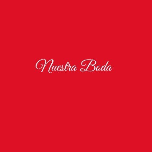 Nuestra Boda ..: Libro De Visitas Nuestra Boda para bodas decoracion accesorios ideas regalos matrimonio eventos firmas fiesta hogar invitados boda 21 x 21 ...