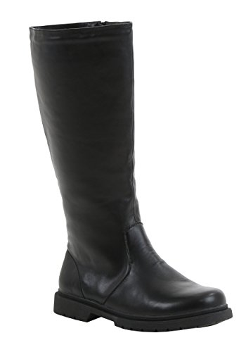 Adult Black Boots Size 12