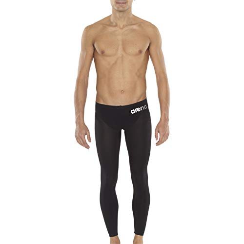 Arena Powerskin R-Evo Open Water Pant, Black, 28 by Arena (Image #2)