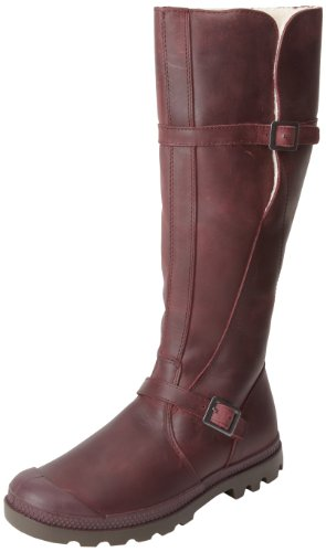 - Palladium Women's Pampa Engineer LS Boot,Port Royale,6 M US