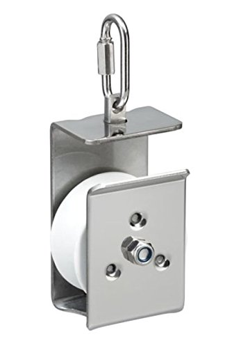 Open Block Swivel Pulley Swivel Pulley- Open Block