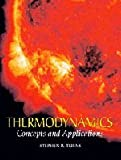 Thermodynamics : Concepts and Applications, Turns, Stephen R., 0521850428