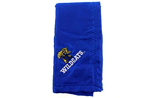 KENBB - Kentucky Wildcats Baby - Blanket - Officially Licensed - Happy Feet & Comfy Feet