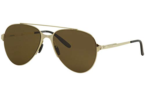 - Carrera 113/s Aviator Sunglasses, GOLD, 57 mm