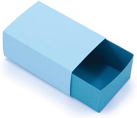 QUICKUTZ We R Memory Keepers – Caja de cerillas – Plantilla de Troquelado: Amazon.es: Hogar