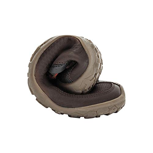 with Gobi; Shoe; Leather Sole Kids Barefoot VIVOBAREFOOT Occasion nOxqHqX