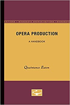 Book Opera Production